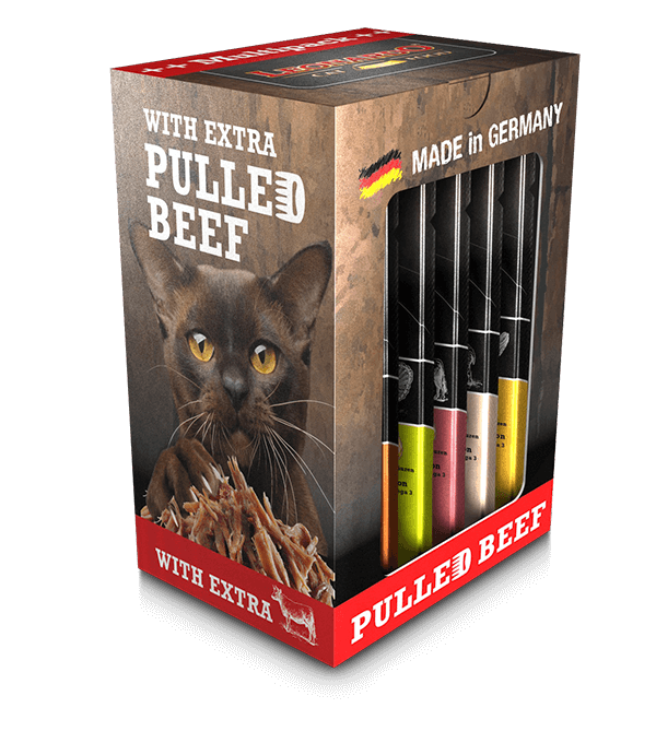 LEONARDO® pulled Beef Multipack  (5er Pack)
